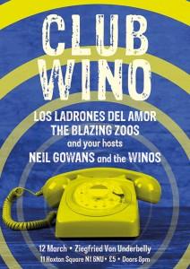 Club Wino 11 poster